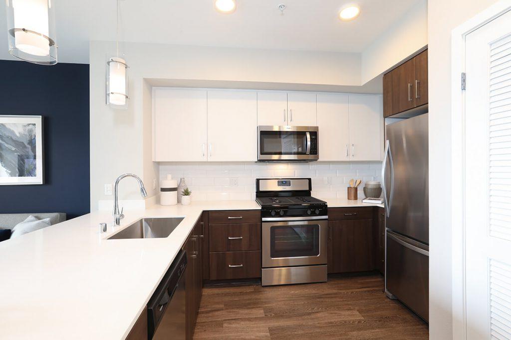 Plan A1: Kitchen