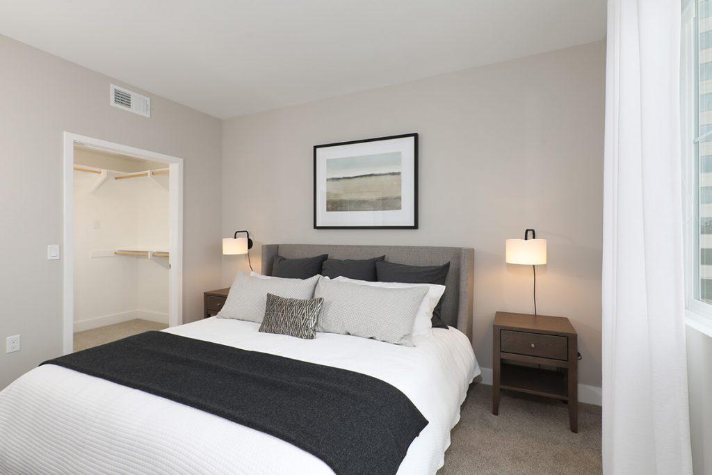 Plan A1: Bedroom