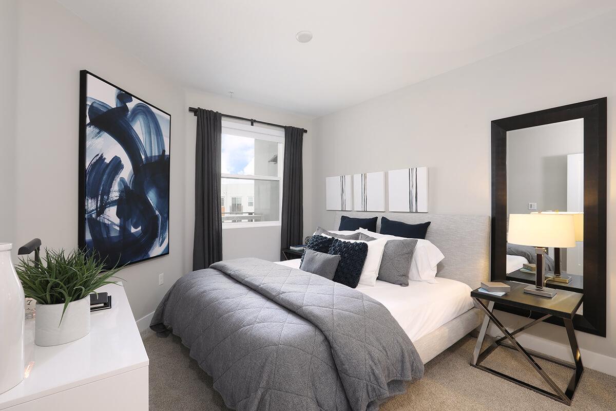 Plan A2: Bedroom