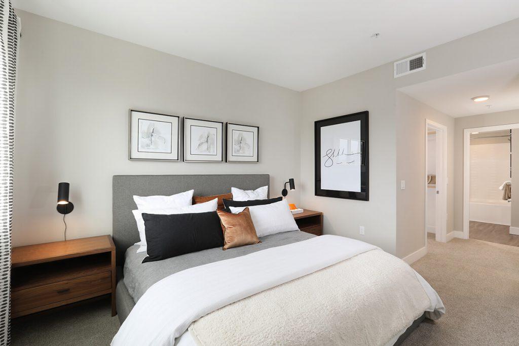 Plan B3: Master Bedroom