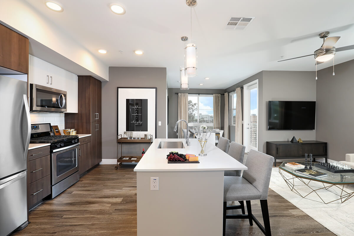 Plan B4: Kitchen