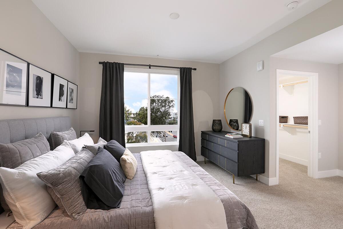 Plan B4: Master Bedroom