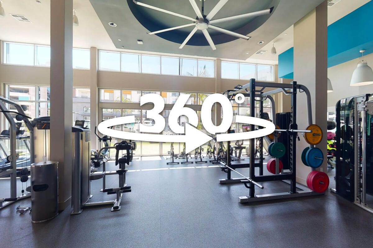 Fitness Center VR